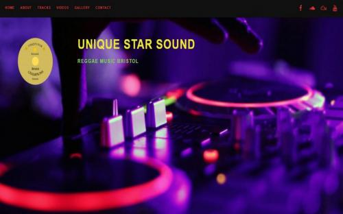 unique star sound screenshot
